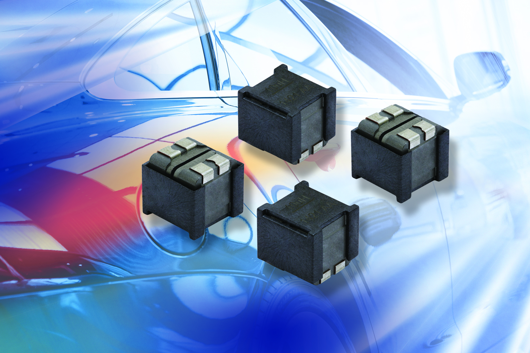 Dual Inductor Saves Space in Class D Amplifiers