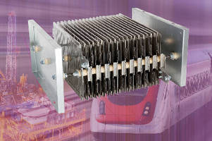 Double Insulated Grid Resistors offer power up to 24 kW