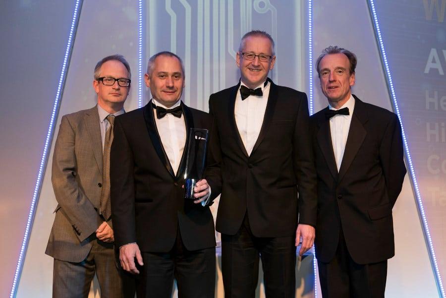 Elektra Awards 2015 – AVX wins passive product of the year