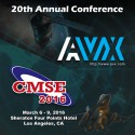 AVX to Present Four Technical Papers at CMSE 2016