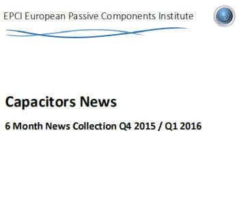 Passive Components News Collection Reports Now Available from EPCI