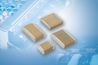 Vishay High-Voltage SMD MLCCs Deliver High Reliability for Industrial and Telecom Applications