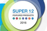 "Vishay Intertechnology Announces ""Super 12"" Featured Products for 2016"