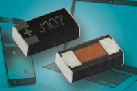 Vishay vPolyTan™ Solid Tantalum Chip Capacitors Increase Volumetric Efficiency to Save Space in Handheld Consumer Electronics