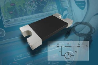 Vishay Power Metal Strip ® Resistor New Features for Increased Measurement Accuracy and Reduced TCR