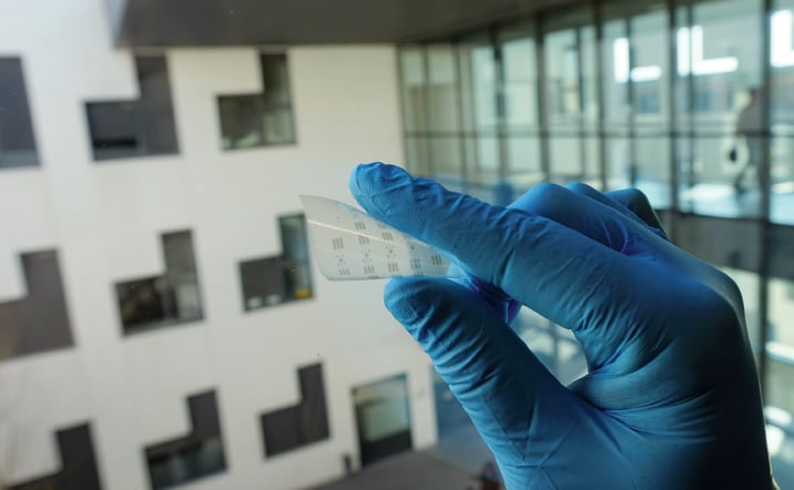 A Cost-Effective Method for Producing Printed Flexible Graphene-Based Electronics