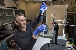 Iron nitride transformers developed at Sandia could boost energy storage options