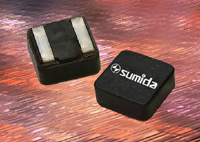 Sumida Introduce Automotive LED Headligh Low-Profile High Current Power Inductor