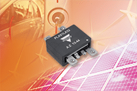 Vishay Intertechnology Medium-Power Planar Transformer has >99% efficiency