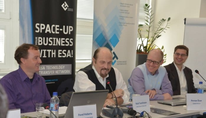 EPCI invited to round table with Rick Tumlinson, Deep Space Industries
