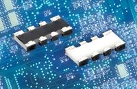 Vishay Thick Film, Multi-Resistance-Value Chip Resistor Arrays Supplement Thin Film Arrays