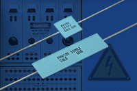 Vishay FHV Series Axial-Leaded Thick Film Resistors Increase Reliability With Flameproof Silicone Coating