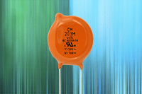 Vishay AC-Line Ceramic Disc Capacitors Save Space With Extended Capacitance