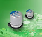 Vishay 160524 PolymerCapacitors