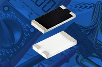 Vishay Thick Film Chip Resistor Dividers Save Space and Simplify Designs in High-Voltage Applications