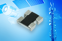 Vishay Thick Film Chip Attenuator With Balanced π Filter Saves Space, Simplifies Manufacturing