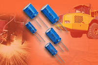 Vishay Radial Aluminum Capacitors Offer High-Temperature and Long Life for Automotive and Industry