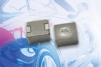 Vishay Automotive Grade Inductor Delivers High-Temperature Operation to +180 °C