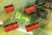 Vishay ENYCAP™ Electrical Double-Layer Capacitors Deliver High Power in Small Volumes
