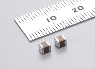 Murata's World First 10μF/100V MLCC in 1210 size