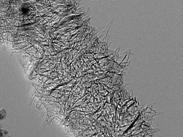 NEC Nanobrushes: A New Carbon Material to Boost Batteries and Capacitors