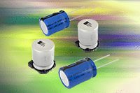 Vishay Aluminum Capacitors Increased Vibration Resistance to 50 g