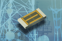 Vishay Non-Magnetic Thin Film Chip Resistors Deliver High Power Ratings to 6 W in Small Sizes