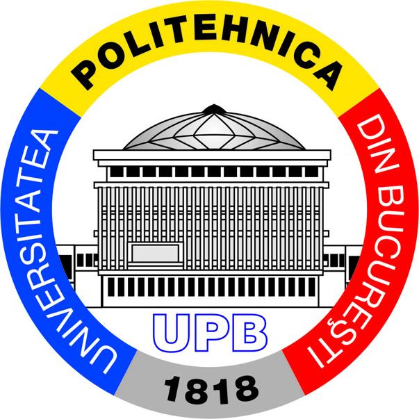 Newly Registered University at the EPCI database - Politehnica University of Bucharest