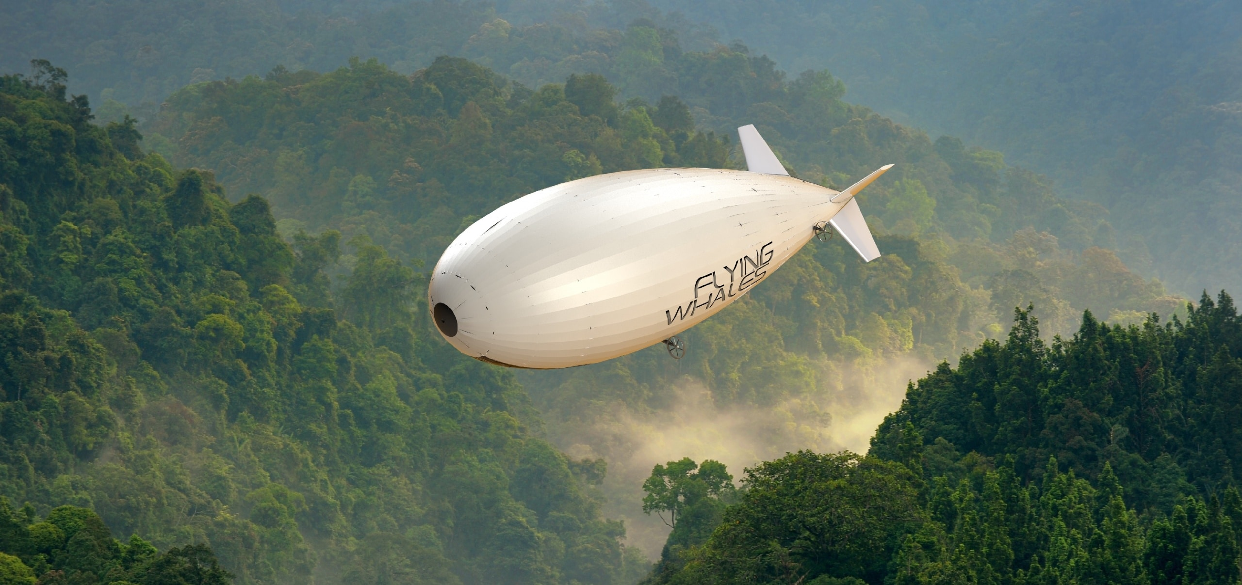 Flying Whales and Skeleton Supercapacitors to develop next generation of large capacity airships