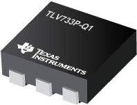 Texas Instrument Capacitor-Free, 300-mA, Low-Dropout Regulator for Automotive