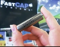 FastCAP Ultracapacitors to Power Cube Satellites