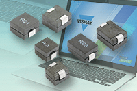 Vishay Low-Profile, High-Current Inductors for High-Frequency Applications