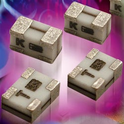 AVX High-Performance 750MHz Low-Pass Thin-Film Filter
