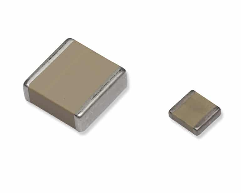 Exxelia High Voltage Ceramic Capacitors Based on New Dielectric Material