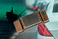 Vishay Power Metal Strip® Resistor Saves Space While Increasing Accuracy and Efficiency