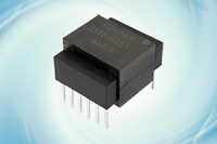 Vishay Hybrid Planar Transformers Offer Lower Cost, Smaller Packages Than Traditional Planar Devices