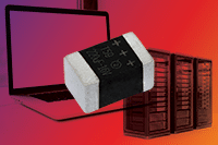 Vishay vPolyTan™ Low-ESR Polymer Capacitors Increase Volumetric Efficiency