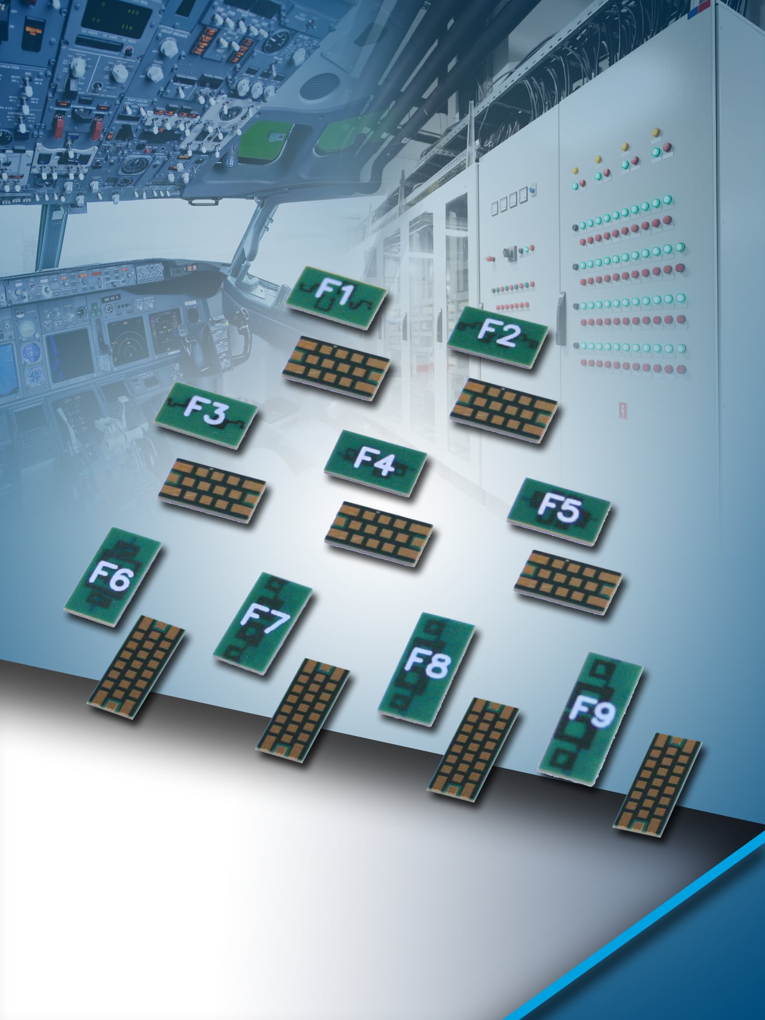 AVX Releases New Multilayer Organic High Pass Filters for Wireless Applications