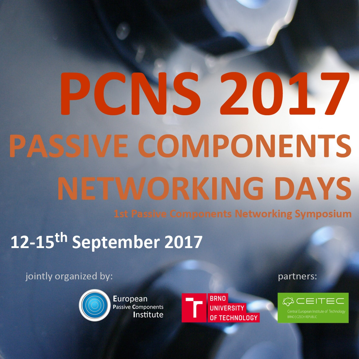 PCNS Passive Components Symposium Days Call for Papers