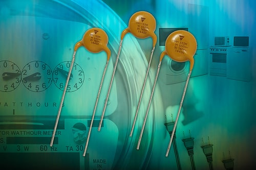 Vishay Ceramic Disc Capacitors Qualified to Biased 85/85 Accelerated Life Test for Increased Reliability