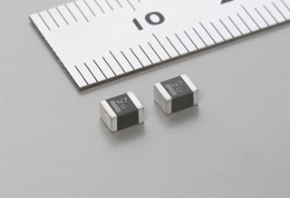 Murata releases world's smallest size B case size polymer aluminum electrolytic capacitor