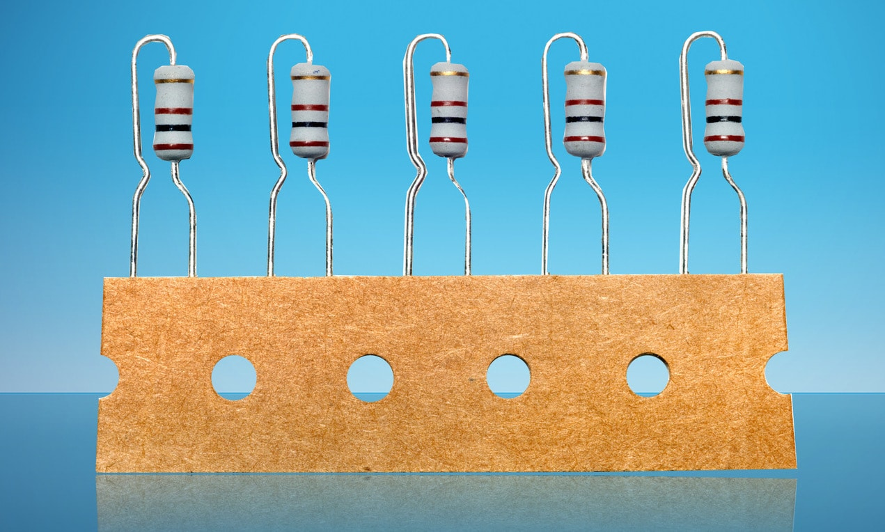 Fusible resistors from TT Electronics save PCB space
