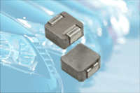 Vishay Space-Saving IHLP® Inductor Offers High Temperature Performance for Automotive Applications