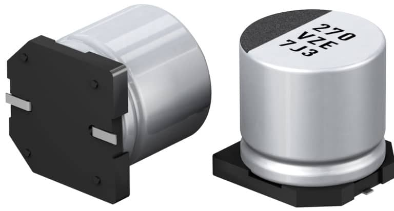 Panasonic launches new Hybrid Capacitors line – ZE Series