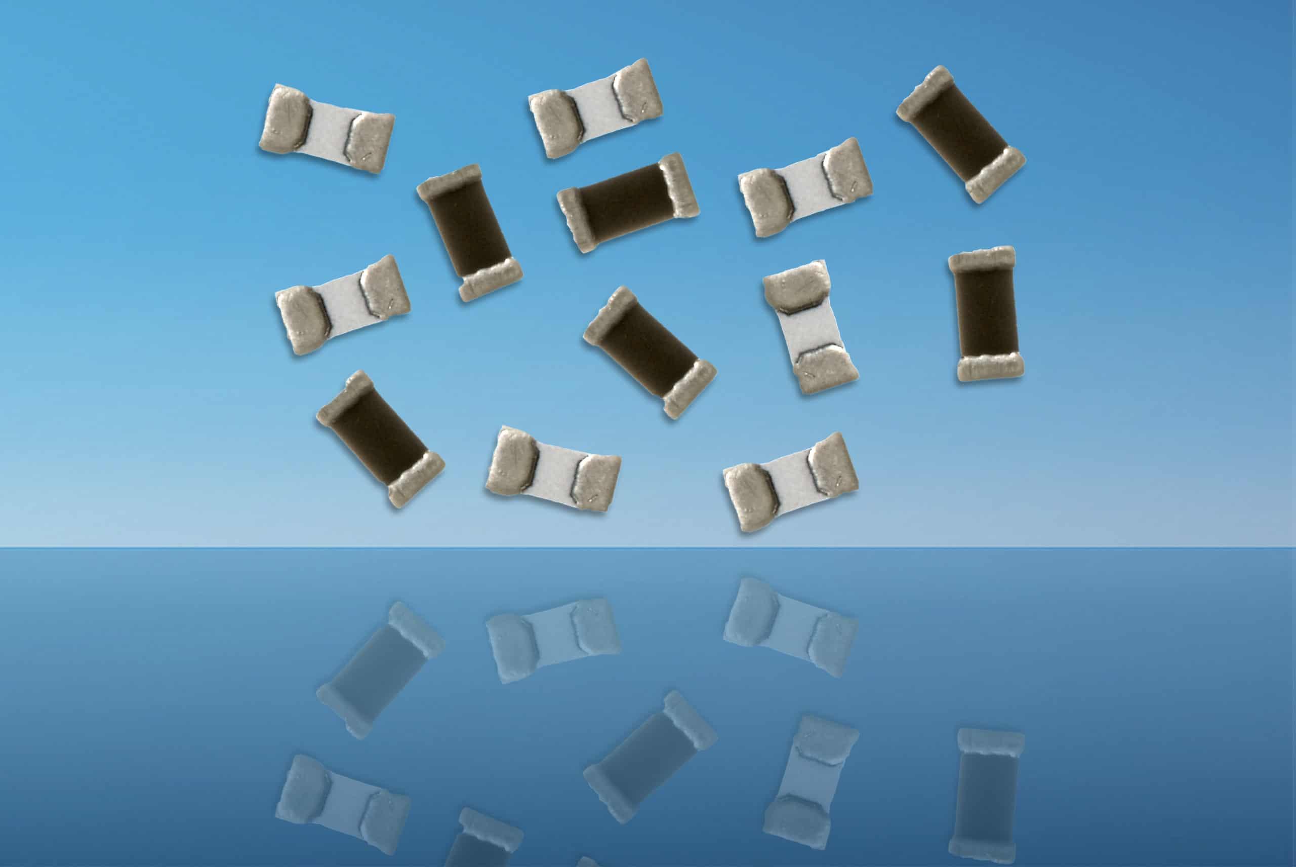 Metal foil on ceramic chip resistors from TT Electronics reduce form factor