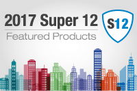 "Vishay Announces ""Super 12"" Featured Products for 2017"