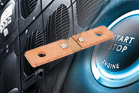 Vishay Power Metal Strip® Battery Shunt Resistor Offers Improved Accuracy, Consistent Contact Location