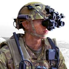 Harris Night Vision Goggles Leverage Ohmcraft to Lighten the Load for Soldiers