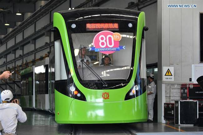 Supercapacitors could be better than batteries or fuel cells for clean electric powered transit
