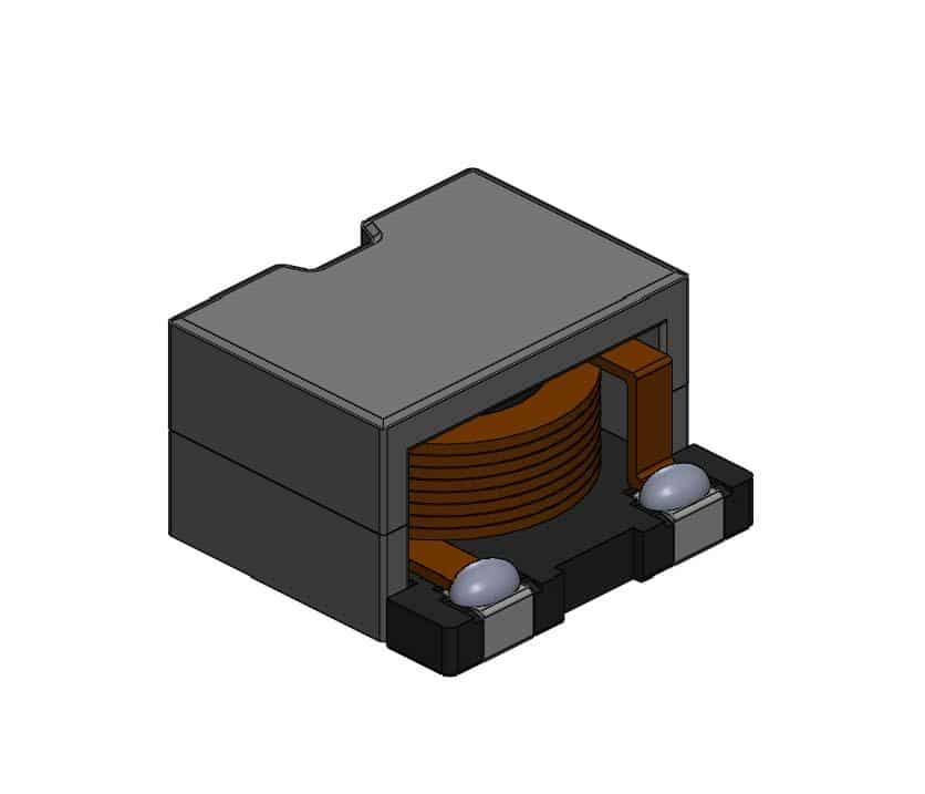Sumida High current SMD type Inductor for Automotive applications